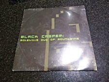 """BLACK CASPER (REEL BIG FISH, LITTLEST BIG MAN) """"MOLEHILLS"""" 7"""" EP ANARCHO HIP HOP"""