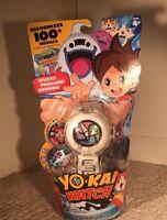 Yokai Yo-kai Watch Hasbro Series 1 White  with 8 Medals- US SELLER! Brand New!