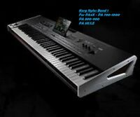 alle Keyboards 100 Great Xmas Styles für Yamaha PSR-S Download oder USB-Stick