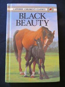Ladybird Children's Classic Black Beauty  HB 1986 Series #740 1st ed., OOP