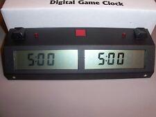 Chronos Clock Chess Black--Chronos Chess Clock - Best clock ever!