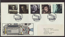 Great Britain 1985 FDC - British Films - with 5 stamps