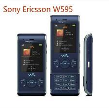 Original Unlocked Sony Ericsson W595 FM Radio Bluetooth 3.15MP Camera Cellphone