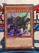 Yu-Gi-Oh! WAHRER KÖNIG LITHOSAGYM, DAS DESASTER RATE-DE019