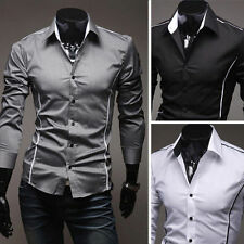 Camicia Uomo Elegant SLim-Fit Men Shirt 7159 Multicolor Multisize