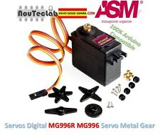 MG996R MG996 Metal Gear RC Servo High Speed & Torque RC CAR 1/8
