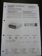 ORIGINALI service manual BLAUPUNKT AUTORADIO Bonn CR Stereo