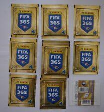 Panini Fifa 365 Saison 2016/2017/25 Tüten Neu und OVP Rückseite weiß/125 Sticker