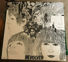 """The Beatles """"Revolver""""  MONO From Brazil on ODEON Label Red Vinyl MINT!"""