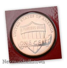 2014 D Lincoln Shield Penny ~ In Original Mint Wrapper ~ From Mint Set