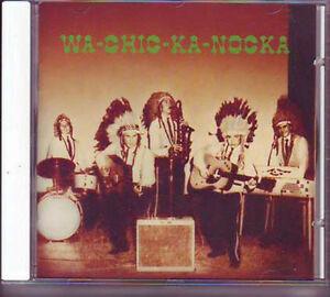 V.A. - WA-CHIC-KA-NOCKA - Buffalo Bop 55011  Rock CD