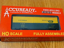 "Accurail HO #80071 CStPM&O Route of the ""400"" Rd #1736 (Accuready)"