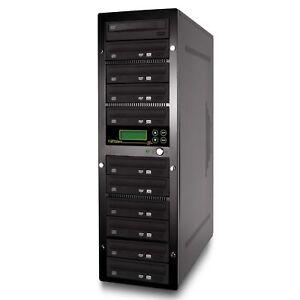 Copystars 1-10  24X +1TB HDD SATA CD DVD Duplicator Copier Asus/Lite On burner