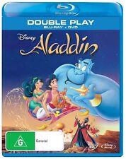 Aladdin (Blu-ray, 2013, 2-Disc Set)