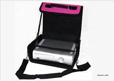 New Xbox 360 Pink Deluxe Console Carry Bag Case In Car