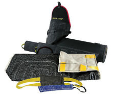 D&T Professional Training Bundle Set for Dogs - 4 pcs Sleeve,Cover,PocketTugs