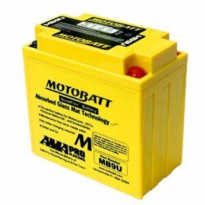 Royal Alloy Scomadi Battery Upgrade 125 200 GT TL TT GP Motobatt Gel