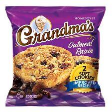 Grandma's Oatmeal Raisin Cookie - 2 cookies per pk. - 60 ct