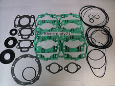 Sea-Doo 717 720 Gasket Kit-Set XP HX GTS SP Complete W/ Crank Seals In Stock RTS
