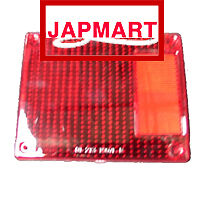 TOYOTA DYNA & COASTER BUS XZU345 12/2003- 09/2006 REAR TAIL LAMP LENS HL8040JMR2