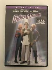 Galaxy Quest Dvd Widescreen Edition