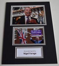 Signed Photos F Certified Original Politics Autographs