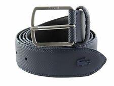 LACOSTE belt Men's Casual Belt W110 Peacoat