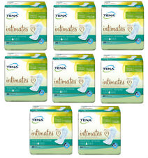 """160 TENA Intimates Bladder Control Pad 11"""" Length Moderate Absorb 8 Packs of 20"""