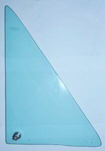 AUTOBIANCHI A111/ VETRO DEFLETTORE SX/ VENT WINDOW GLASS LEFT