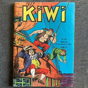 KIWI N° 101 - BLEK - LUG 1964 - TBE