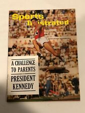 July 16 1962 Ter-Ovanesyan Sports Illustrated NO LABEL NEWSSTAND
