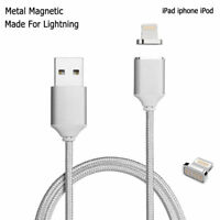 2.4A Magnetic Charging Cable Charger Adapter for iPhone X/SE/6/6S/7/8 or Plus
