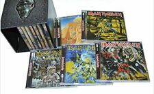 Iron Maiden 15 CD Eddie's Box Set Full Complete Collection Ships from USA! New
