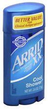 ARRID XX Anti-Perspirant Deodorant Solid Cool Shower 2.70 oz