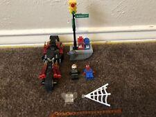 lego spiderman ghost rider team up