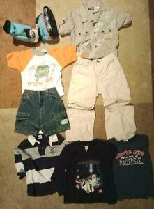 Boys Mixed Clothing Lot, Jeep, Gymboree, size 2,3