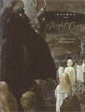 Batman : Night Cries : Graphic Novel : Hardcover : rare : DC