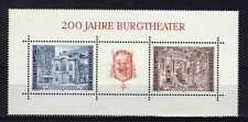 AUTRICHE - OSTERREICH Bloc n° 8 neuf sans charnière