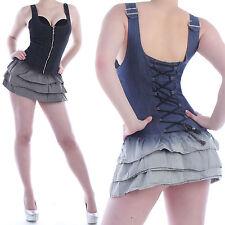 Markenlose Ärmellose Damenkleider für die Freizeit