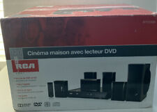 Brand New RCA DVD Home Theater System 120 Watts Dolby Digital 5.1