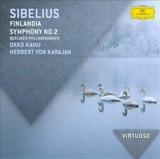 VIRTUOSO: Sibelius: Finlandia; Symphony No. 2, New Music