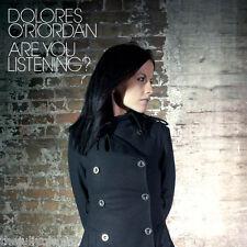 cd DOLORES O'RIORDAN.....ARE YOU LISTENING.....oferton nuevo y precintado