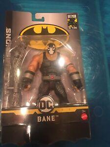 Batman Missions BANE Action Figure DC 80 years Mattel 2019