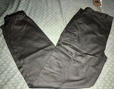 Jogger Pants Casual Unyforme Connor Charcoal Grey Mens 30 Small $82