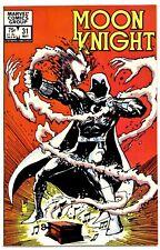 1)MOON KNIGHT #31(5/83)BILL SIENKIEWICZ CVR(MOENCH/NOWLAN/BAIR)CGC IT(9.8)HOT!!!