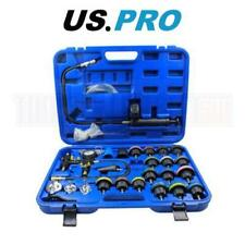 US PRO Tools Radiator Cooling System Pressure Tester & Refill Kit 5225