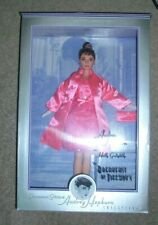 Audrey Hepburn Holly Golightly Barbie Pink Dress