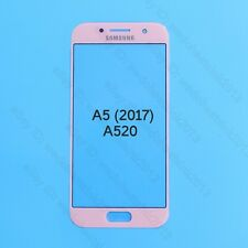 Front Outer Lens Glass Touch Screen For Samsung Galaxy A5 (2017) SM-A520F A520Y
