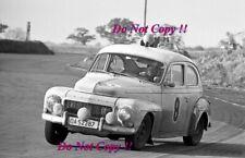 Tom Trana & Gunnar Thermanius Volvo PV 544 Winners RAC Rally 1964 Photograph 1