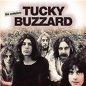 Tucky Buzzard - The Complete Tucky Buzzard (2016)  5CD Box Set  NEW  SPEEDYPOST